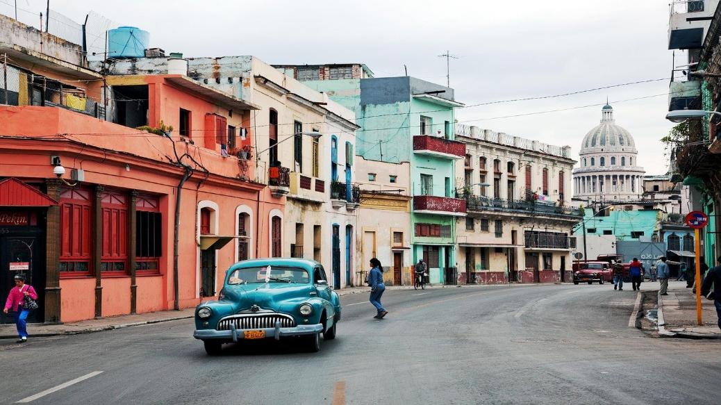 キューバ 首都