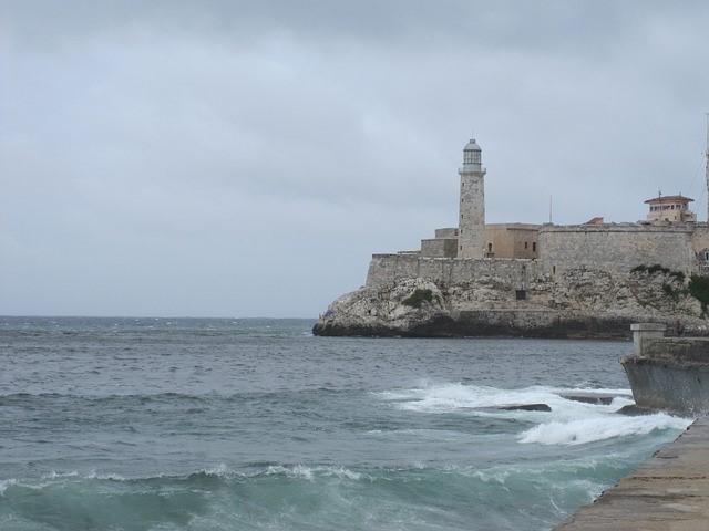キューバのモロ要塞