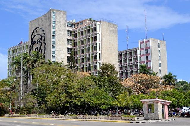 キューバ革命広場