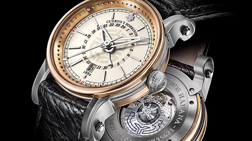 機械式腕時計の魅力とは?