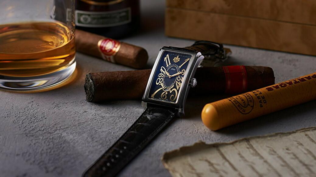 多くの偉人たちに愛された時計ブランド「クエルボ・イ・ソブリノス」